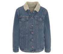 Jeansjacke, Innenfutter, Vintage-Stil