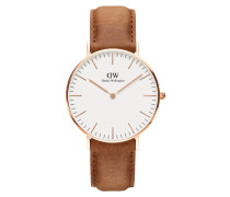 Classic Collection Armbanduhr Durham Rosegold DW00100111