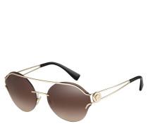 """Sonnenbrille """"VE2184 125213"""", Filterkategorie 3, Halbrahmen"""