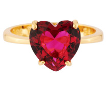 "Ring ""Grenadine Hearts"", AHLD617/22"