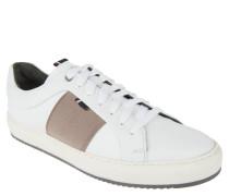 """Sneaker """"Evans"""", Leder, Kontraststreifen"""