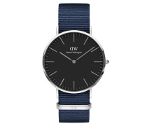 Herrenuhr Classic Black Bayswater 40mm S DW00100278