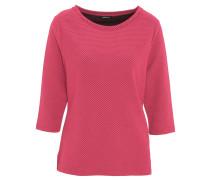Shirt, 3/4-Arm, Struktur-Strick, Rundhals