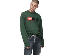 """Sweatshirt """"S-CREW-DIVISION"""", Lange Ärmel, Rundhalsausschnitt"""
