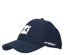 Kappe, gummiertes Marken-Logo, UPF 30, atmungsaktiv