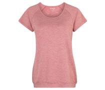 T-Shirt, Rundhalsausschnitt, Gummibund