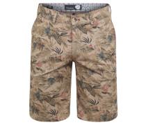 "Shorts ""Jasper"", Tropical Print"