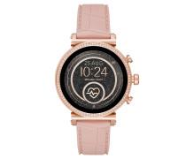Touchscreen Smartwatch Damenuhr MKT5068