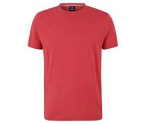 T-Shirt, unifarben, Jersey, Baumwolle