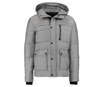 Jacke, Regular-Fit, Kapuze