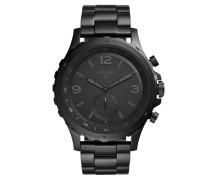 Q Nate Hybrid Smartwatch Herrenuhr FTW1115
