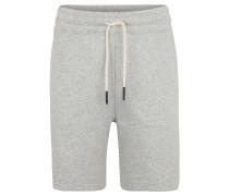 Shorts, Sweat, elastischer Bund, Melange