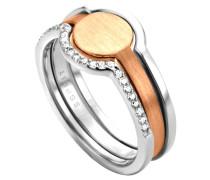 """Ring """"Fuse"""" Rosegold /  ESRG00301216"""