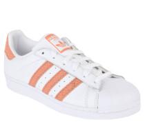 """Sneaker """"Superstar"""", Leder, Kunststoff-Kappe"""