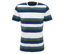 T-Shirt, gestreift, Baumwolle