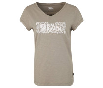 "T-Shirt ""Logo Stamp"", Bio-Baumwolle"