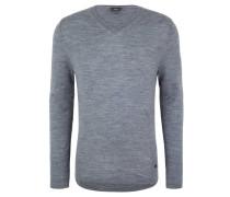 Pullover, atmungsaktiv, Strick, V-Ausschnitt
