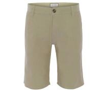 Shorts, Baumwolle, uni