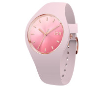 ICE sunset - Pink - Medium - 3H Damenuhr 15747