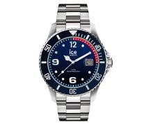 ICE steel - Marine silver - Large - 3H 015775 Herrenuhr
