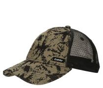 Cap, Trucker-Stil, Knit-Optik, Baumwoll-Innenband