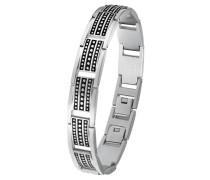 Herren-Armband mit schwarzen Lackierungen