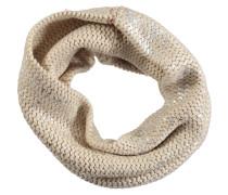 Loop-Schal, Strick, Schimmer-Details