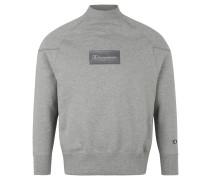 Sweatshirt, Oversized Fit, Marken-Logo, weiche Innenseite