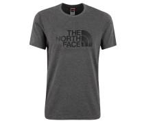 "T-Shirt ""Easy"", Logo-Print"