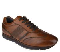 """Sneaker """"Garlan"""", Leder, Prägung"""
