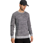 Pullover, Regular Fit, Strick, Zick-Zack-Muster