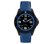 ICE steel - Black blue - Large - 3H 015783 Herrenuhr