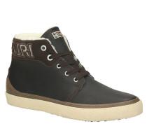 """Sneaker """"Jakob"""", Leder, Logo-Branding"""