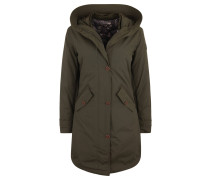 Jacke, thermoregulierend, separates Steppfutter