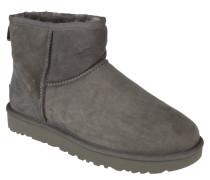 "Boots ""Classic Mini II"", Veloursleder, Lammfell-Futter"