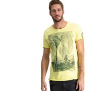 T-Shirts, Slim-Fit, Rundhalsausschnitt