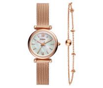 Set Damenuhr und Armband ES4443SET