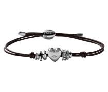Armband Herz Leder JF00116040
