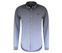 Freizeithemd, Regular Fit, Farbverlauf, Kent-Kragen, Baumwolle