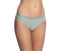 Panty, elastischer Bund, florale transparente Rückseite