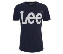 T-Shirt, Baumwolle, Logo-Print