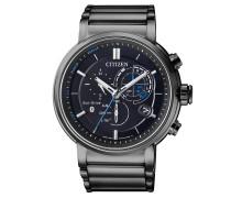"Hybrid Smartwatch Herrenuhr ""Proximity"" BZ1006-82E Solaruhr"