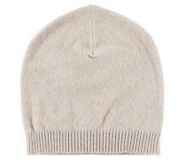 Mütze, Kaschmir, uni