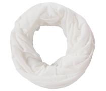 Loop-Schal, uni, Rollsäume