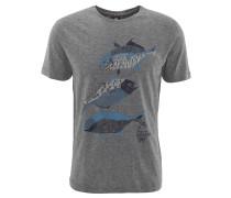 T-Shirt, Print, Rundhals
