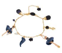 """Armband """"La Ballerine"""", AGDD203/1, blau"""