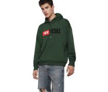 """Sweatshirt """"S-DIVISION"""", Lange Ärmel, Kapuze"""