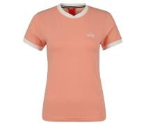 """T-Shirt """"Ringer"""", Baumwoll-Mix, Logo-Stickerei"""