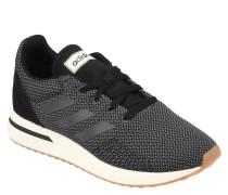Sneaker, Mesh, herausnehmbare Sohle, Streifen-Details