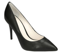 Pumps, High-Heels, Leder, spitz